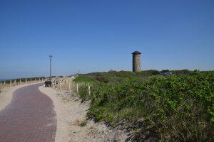 Vakantie in Domburg - de watertoren